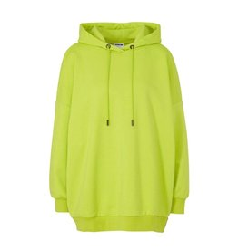 Noisy May Noisy May Oversized Sweater Neon Groen