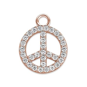 Mi Moneda MMM Charm Peace CZ Rosé