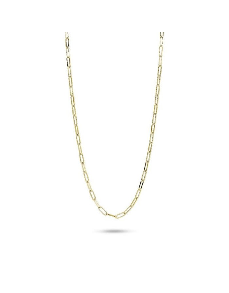 Mi Moneda MM Alba Necklace 40-45cm Goudkleurig