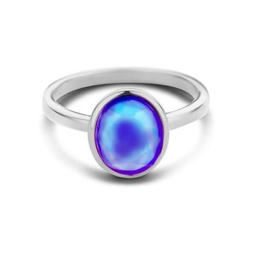 Mi Moneda MMV Mood Joy Ring Zilver