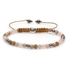 Karma Karma Bracelet 84353 Spiral Golden Girl xxs (gold crystal)