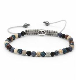 Karma Karma Bracelet 84373 Spiral Charms xxs (blue crystal)