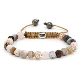 Karma Karma Bracelet 83464 Spiral Pink Edition XS (rose crystal)