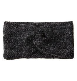 Pieces Pieces PC Pyron Headband Black