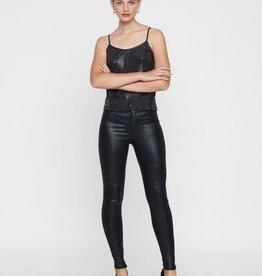 Noisy May Noisy May NM Callie Skinny Glitzy Jeans Black