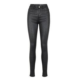 Noisy May Noisy May Glitter Jeans Zwart