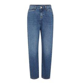 Noisy May Noisy May NM Mia NW Reg Straight Heat Jeans Medium Blue Denim