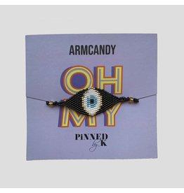 Pinned by K Armcandy Eye