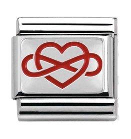 Nomination Nomination link 330206/07 Infinity Heart