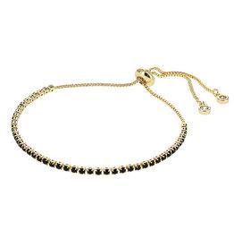 Kalli Kalli Bracelet 2584 Goudkleurig Zwart