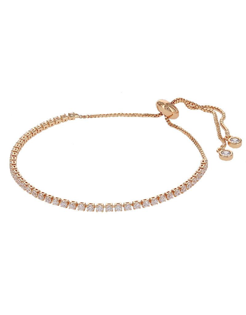 Kalli Kalli Bracelet 2584 Rosé Crystal