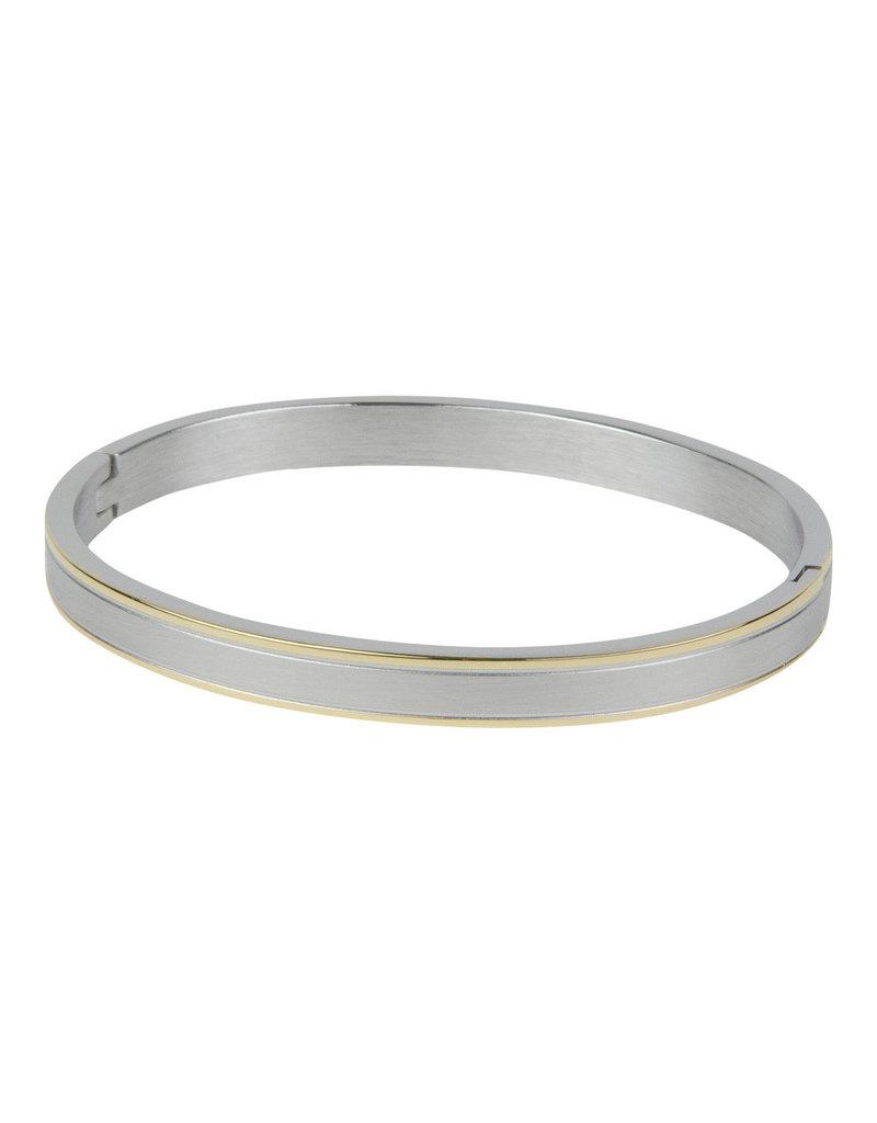 Kalli Kalli Bracelet 2105 Zilverkleurig
