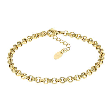 Kalli Kalli Bracelet Goudkleurig Chain