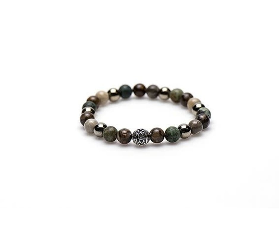 Karma Karma for Men Elastic Bracelet 86545