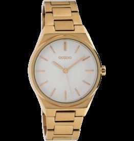 Oozoo Timepieces Oozoo Horloge Rosé