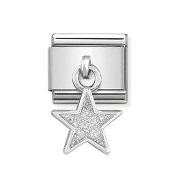 Nomination Nomination Charm 331805/02 Glitter Star
