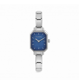 Oozoo Timepieces Nomination Paris Watch Glitter Blue 076030/024