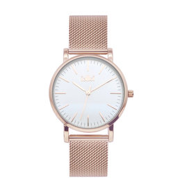 iKKi Horloges iKKi Jamy JM15 Rosé White
