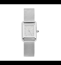 iKKi Horloges iKKi Trace Horloge Zilverkleurig