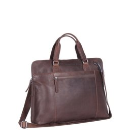 Chesterfield Chesterfield Bags Laptoptas Hana Leather Brown