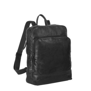 Chesterfield Chesterfield Bags Rugzak Mack Leather Black
