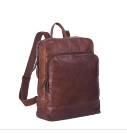 Chesterfield Chesterfield Bags Rugzak Mack Leather Cognac