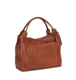 Chesterfield Chesterfield Bags Handtas Cardiff Leather Cognac