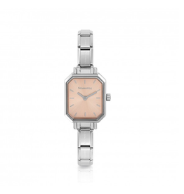 Oozoo Timepieces Nomination Horloge Classic Time Roze