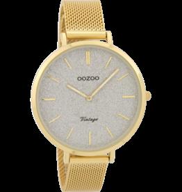 Oozoo Timepieces Oozoo Timepieces Goudkleuirg C9378