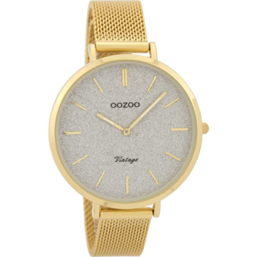 Oozoo Timepieces Oozoo Timepieces Goudkleurig