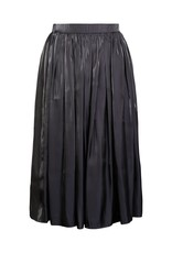 Pieces Pieces PC Rosia Midi Skirt Black