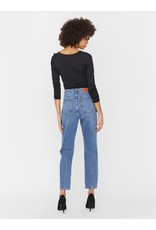 Noisy May Noisy May NM Isabel High Waist Ankle Mom Jeans