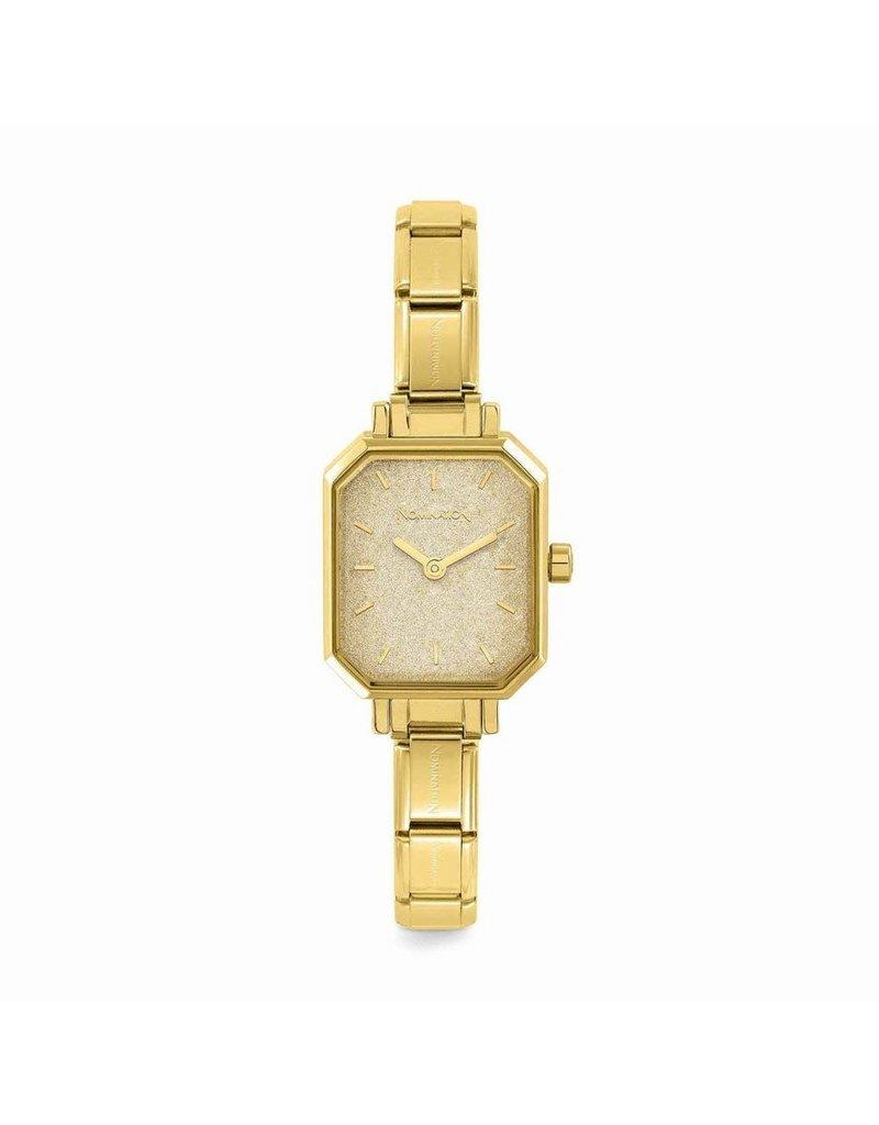 Nomination Nomination Paris Watch Golden Glitter 076032/026
