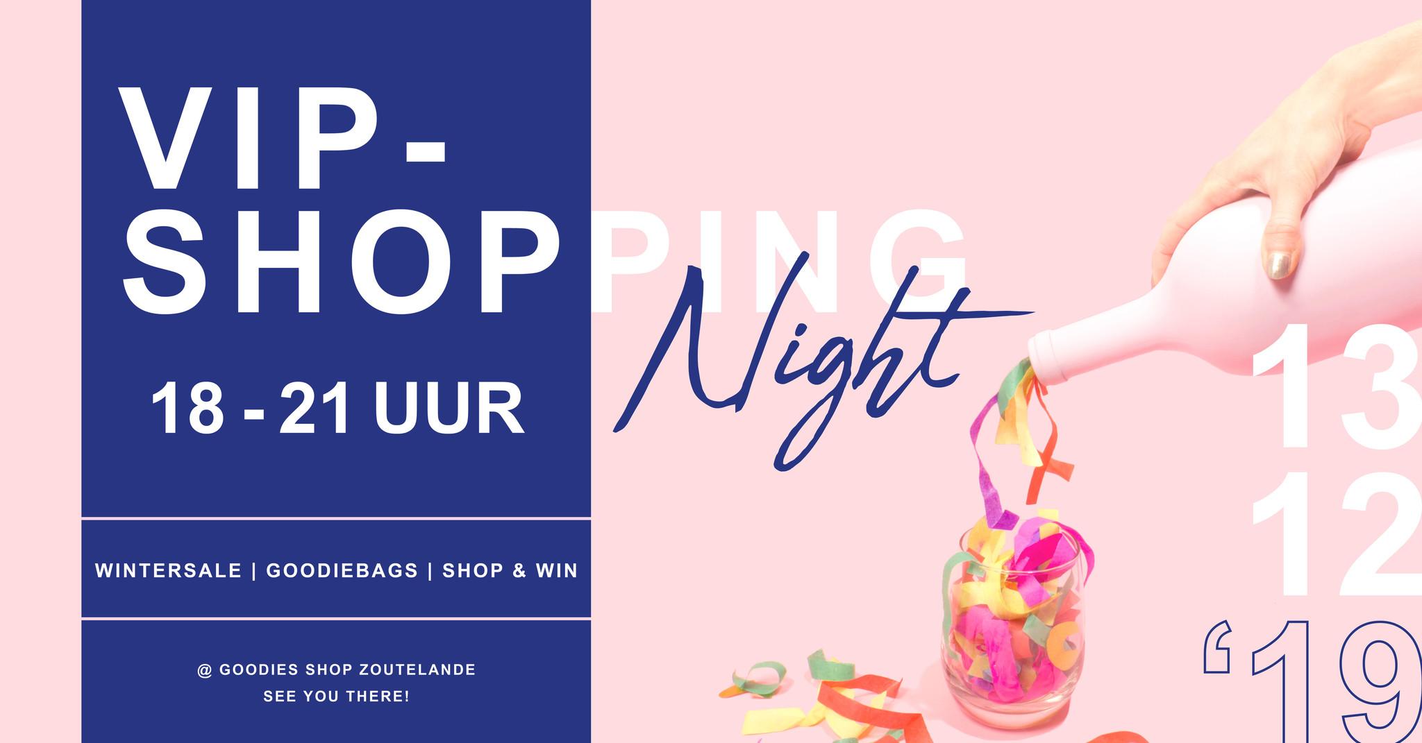 Goodies VIP night 2019