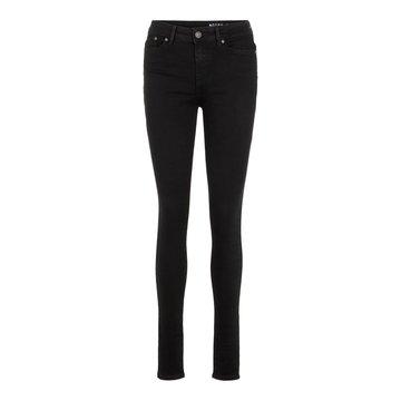 Noisy May Noisy May Vicky Skinny Denim Jeans Zwart