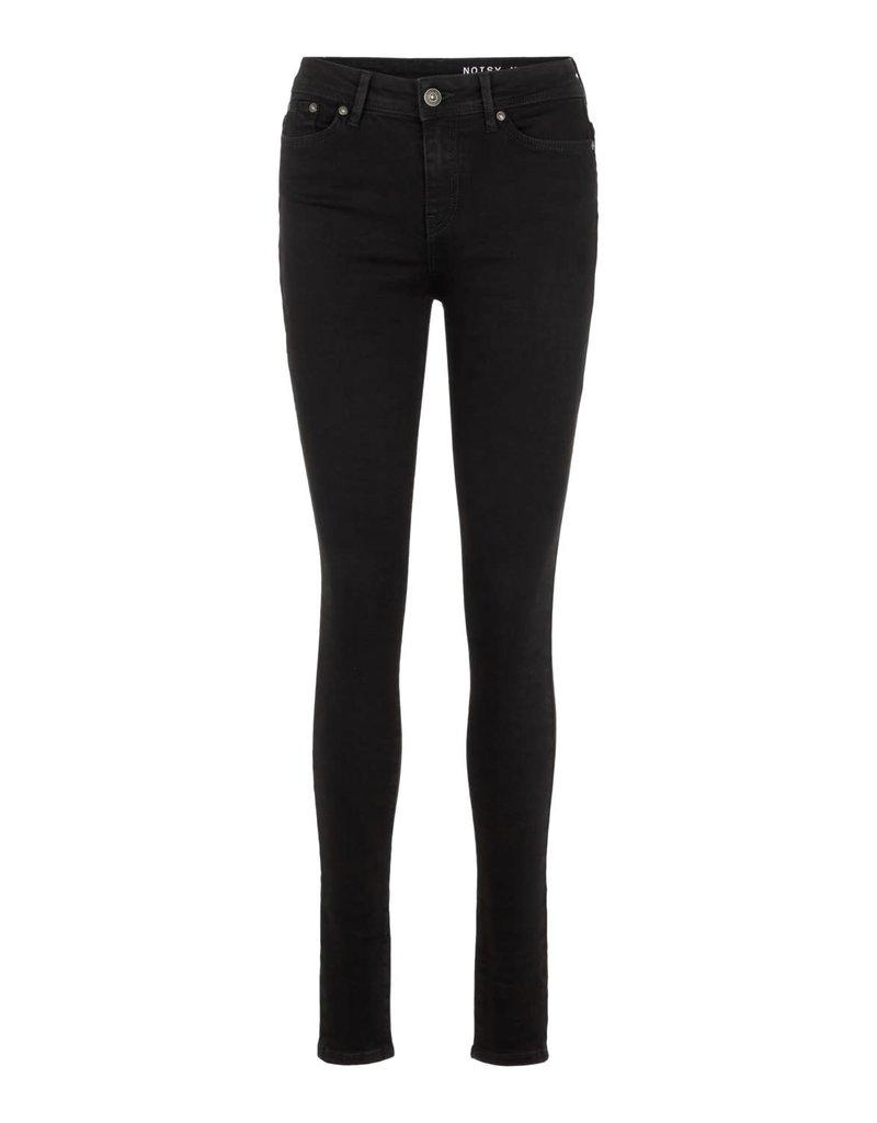 Noisy May Noisy May NM Vicky Skinny Jeans Black Denim
