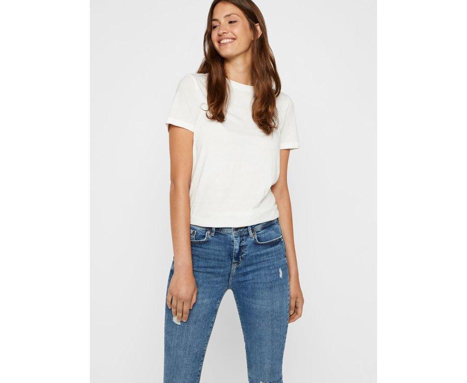 Noisy May Noisy May Vicky Skinny Jeans Medium Blue