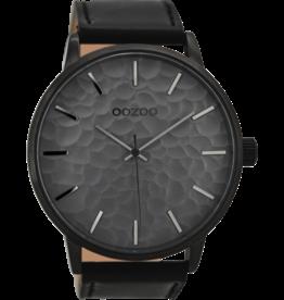 Oozoo Timepieces Oozoo Horloge Black C9444
