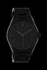 Oozoo Timepieces Oozoo Horloge Steel Black C10339