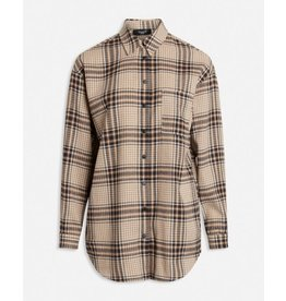 Sisters Point Sisters Point Ellie Check Blouse