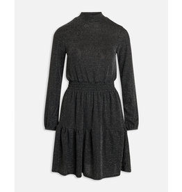 Sisters Point Sisters Point Nula Dress Black Silver