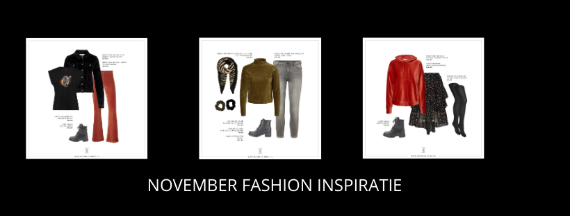 November fashion inspiratie