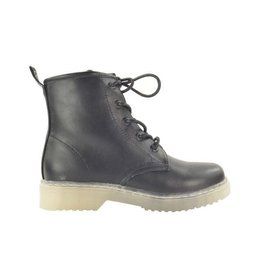 Fabs Shoes Fabs Ankle Boots Zwart