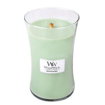 WoodWick WoodWick White Willow Moss Large Candle