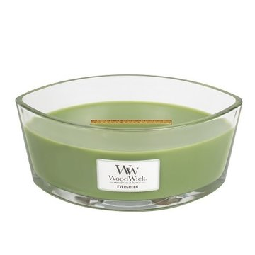 WoodWick WoodWick Evergreen Ellipse Candle
