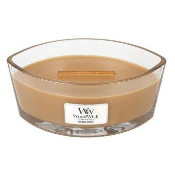 WoodWick WoodWick Oatmeal Cookie Ellipse Candle