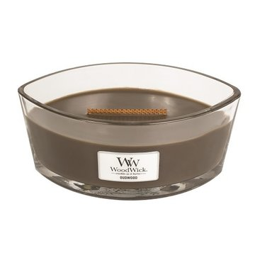 WoodWick WoodWick Oudwood Ellipse Candle