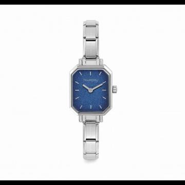 Oozoo Timepieces Nomination Paris Horloge Glitter Blauw