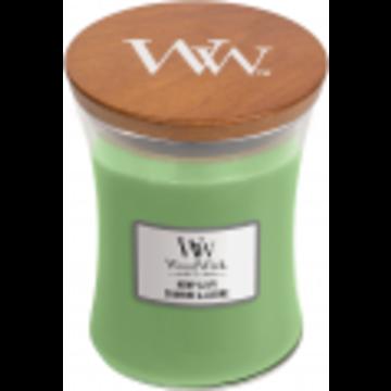 WoodWick WoodWick Hemp & Ivy Medium Candle