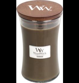 WoodWick WoodWick Oudwood Large Candle